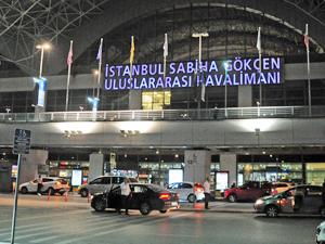 Kuzey Marmara Otoyolu Sabiha Gökçen'i yakınlaştırıyor