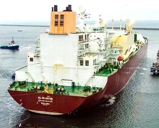 AB'den Polonya'ya LNG desteği geldi