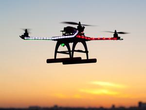 Dronelar kesintisiz mobil iletişim için havalanacak