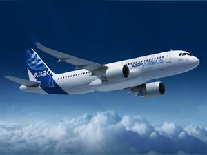 Airbus Çin'den 300 uçaklık sipariş aldı