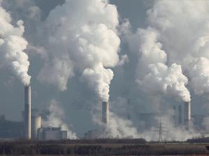 Karbondioksit salınımında rekor seviye