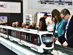 Eurasia Rail, 10 Nisan'da kapılarını açıyor