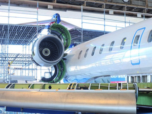 Uçak donanımları üreticisinde ürünleri eğitimsiz personel denetlemiş