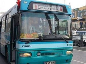 Özel halk otobüsü işletmecilerine vergi düzenlemesi