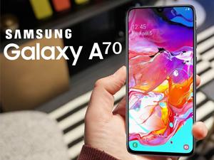 Samsung Galaxy A70 tanıtıldı!