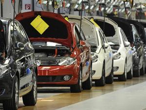 İngiltere'de otomotiv üretiminde sert düştü