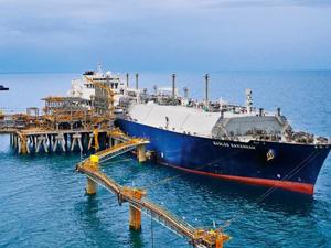 LNG ithalatında rekor