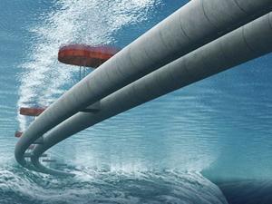 Dünyanın ilk yüzen tüneli Norveç'te hizmete girecek