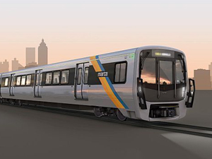 Stadler'den Atlanta Metro'ya 127 metro aracı