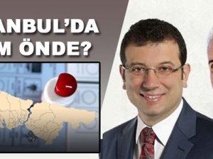 İstanbul'da kim ne kadar oy aldı