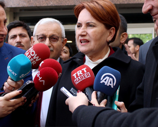 Akşener: Sonuçlar iktidar partisini uyarmıştır