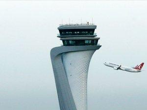 THY İstanbul Havalimanı'nda 405 bin yolcuya hizmet verdi