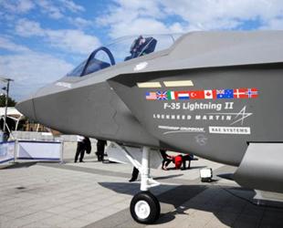 Pentagon, Türkiye'ye F35 malzemesi teslimini durdurdu