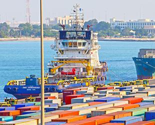 Mısır ve Kuveyt'teki 5 limanda faaliyetler durduruldu