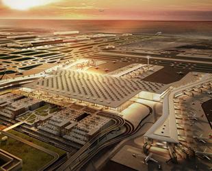 İstanbul Havalimanı 35 saat süresince tüm yolculu seferlere kapalı olacak