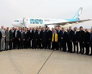 Yenişehir Havalimanı'ndan ilk kargo seferi yapıldı