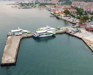 BUDO iskelesi belediyeye ait