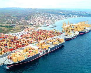 MSC, bir servis rotasını daha Türkiye'ye çevirdi