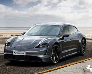 Porsche Taycan son aşamada