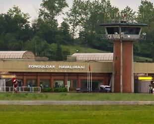 Zonguldak havalimanı uçuşa hazır, eksikler giderildi
