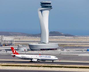İstanbul Havalimanı'ndan uçuşlar başladı