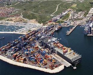 Ambarlı Limanı iskeleleri uzatılacak