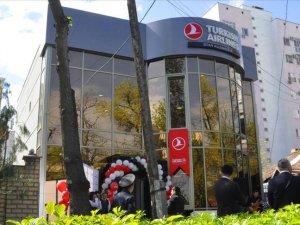 THY'den Kırgızistan'da yeni ofis