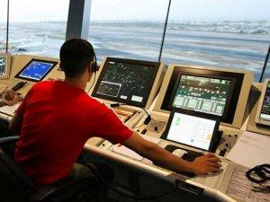Pilotlara 'kule'den anında hava durumu