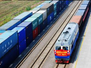 Çin-Avrupa tren sefer sayısı ilk çeyrekte yüzde 95 arttı