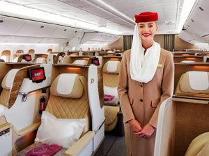 Emirates, 15 bin lira maaşla Türk personel alacak