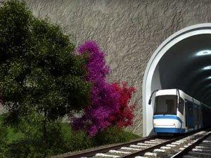 Başiskele-Kartepe arasına metro hattı