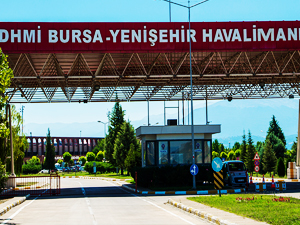 Yenişehir Havalimanı dış ticareti hızlandırdı