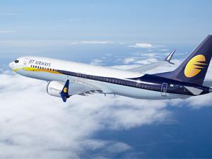 Jet Airways tüm uçuşlarını askıya aldı