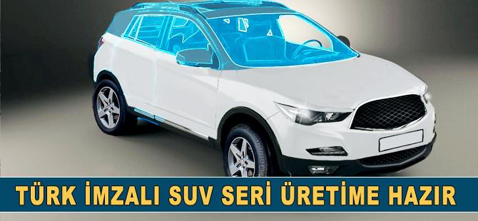 Türk mühendislerin imzasını taşıyan SUV, seri üretime hazır