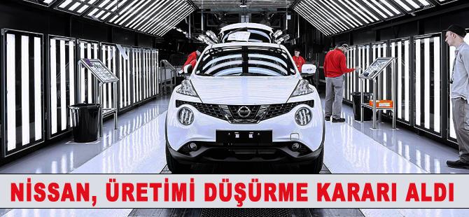 Nissan üretimi düşürecek iddiası