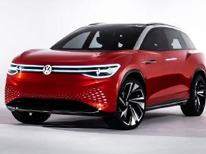 Volkswagen, yeni elektrikli SUV konsepti ID. ROOMZZ'u tanıttı