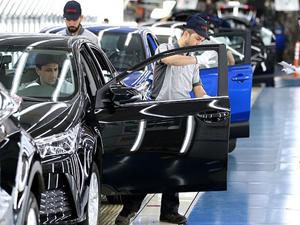 Sakarya'da üretilen otomobillerin yüzde 882i ihraç edildi