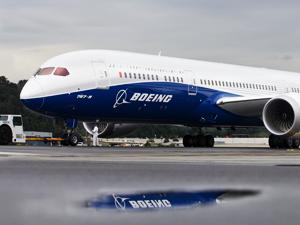 Boeing 787'ler bu yıl THY filosuna katılacak