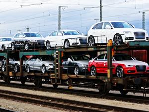 Bursa, otomobil ihracatını demiryoluyla yapacak