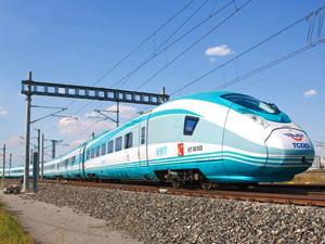 THY'nin alternatifi yüksek hızlı tren