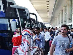 Valilikten uçak ve otobüs biletine 18 yaş sınırı