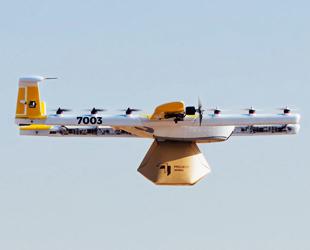 FAA'den Google'ye ABD'de drone kargo izni