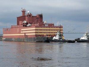 Dünyanın tek yüzer nükleer güç santrali faaliyete hazır