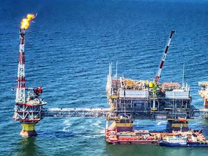 Lukoil, Sibirya'da doğalgaz üretimine başladı