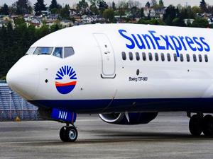 Sunexpress, uçuş ağını 8 yeni hat ile genişletiyor