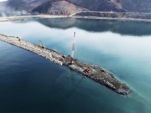 Filyos Limanı Projesi'nde sona doğru