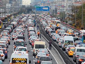 "Trafik yoğunluğuna ""ücretli"" önlem"