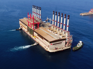 Karpowership, Küba'ya 51 ay elektrik sağlayacak