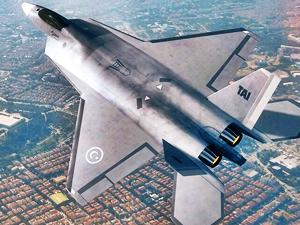 Milli Savaş Uçağı ilk kez Paris'te görücüye çıkacak