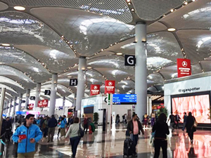 İstanbul Havalimanı 4 milyon yolcu sayısını aştı